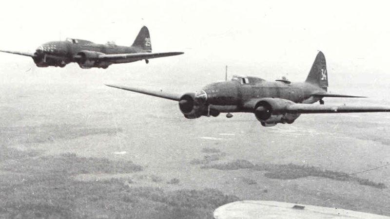 Торпедоносец Ил-4