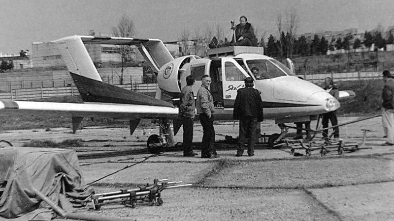 Самолет Як-58