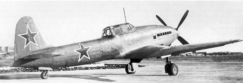 Самолет Ил-16